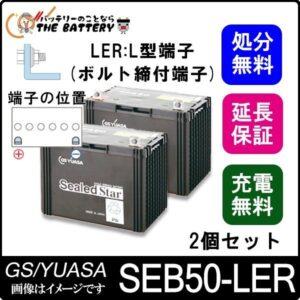 SEB50-LER-set